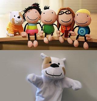 Lango Kids Plush and Puppet Add On