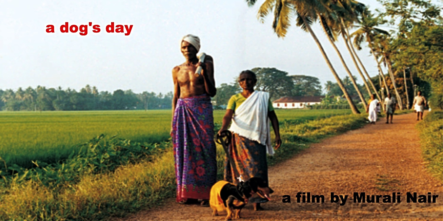 Official Poster_a dog's day