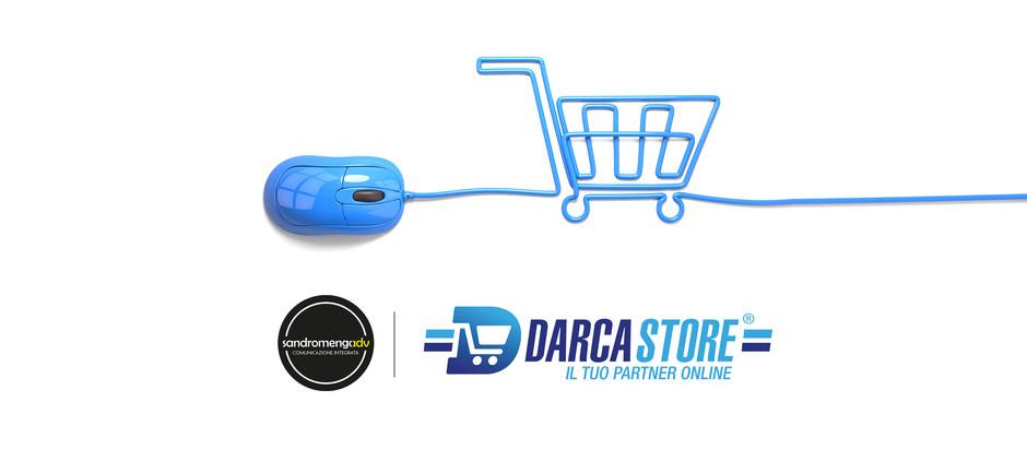 Sandromengadv nuovo partner per la comunicazione di DARCASTORE.