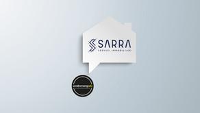 Sandromengadv nuovo partner per la comunicazione della Sarra Servizi Immobilari.
