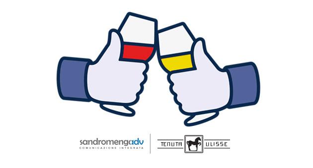 Sandromengadv nuovo partner per la comunicazione social della Tenuta Ulisse