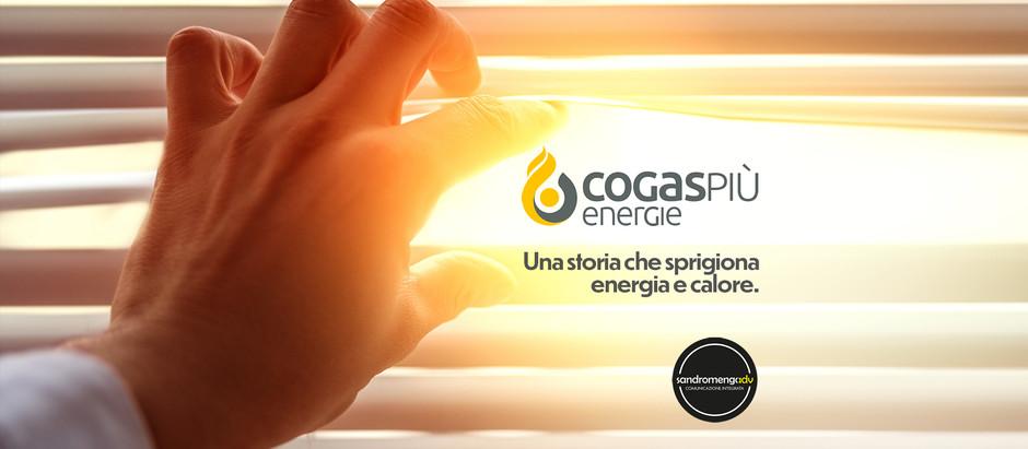 Sandromengadv si aggiudica la gara per CogasPiù Energie