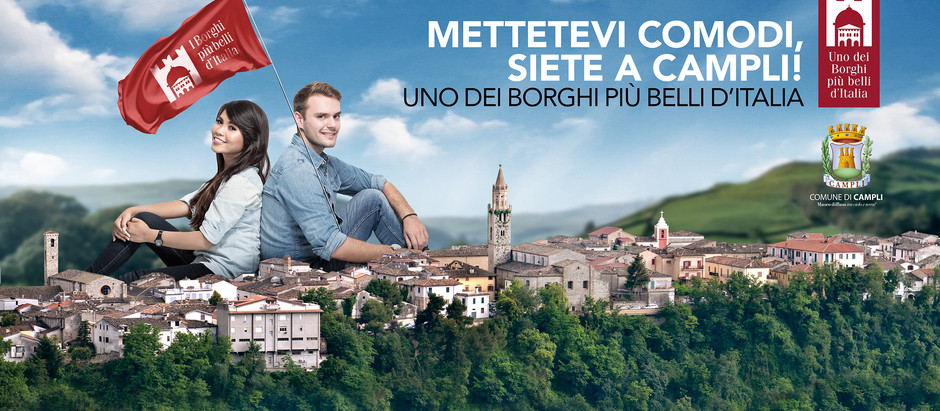 "Campli tra i ""Borghi più Belli d'Italia"""