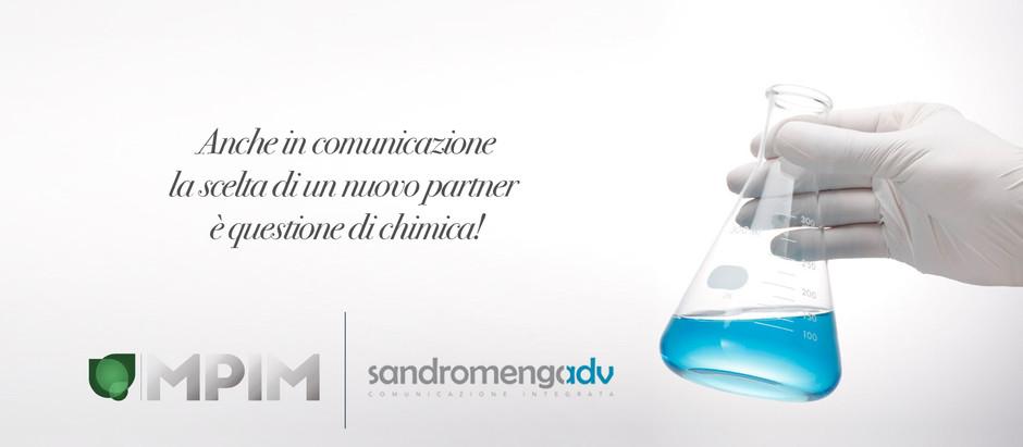Sandromengadv per la comunicazione della MPIM