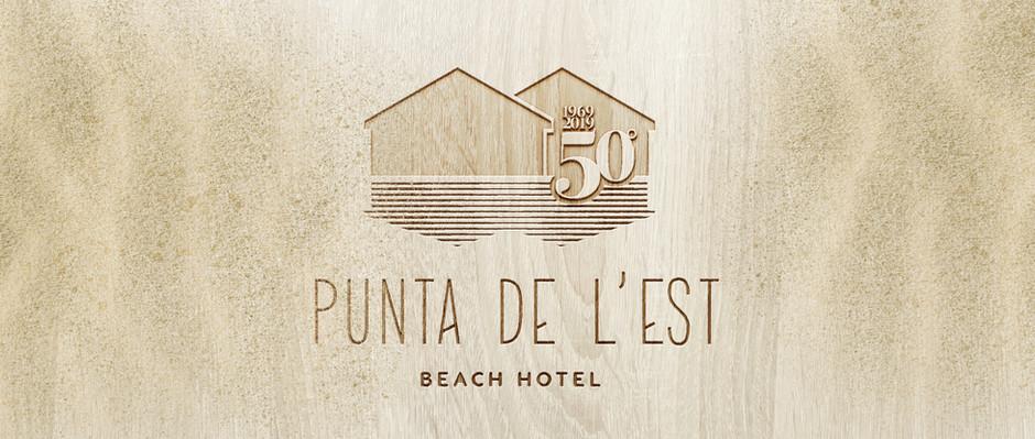Sandromengadv per il 50°di Hotel PUNTA DE L'EST
