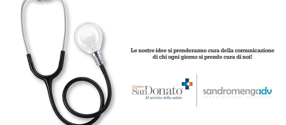 """Sandromengadv """"curerà"""" la comunicazione del Centro San Donato."""