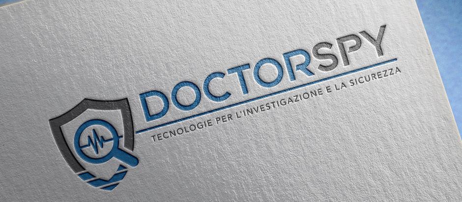 Doctorspy sceglie Sandromengadv per la sua corporate identity.