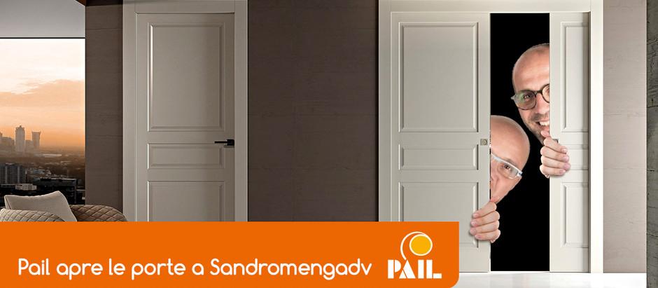 Pail apre le porte a Sandromengadv come agenzia di comunicazione.