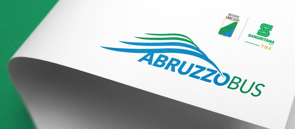 Presentata la nuova identità distintiva di AbruzzoBus a firma Sandromengadv