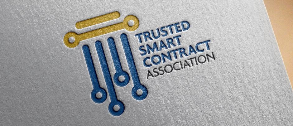 Sandromengadv firma il nuovo logo Trusted Smart Contract Association