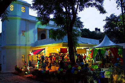 birthday theme party hall in mylapore