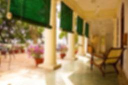 Luz House Corridor