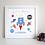 Thumbnail: Lift Off Birth Print!