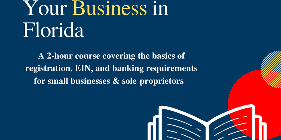 How to Register Your Business in Florida