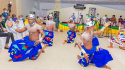 Benin danses