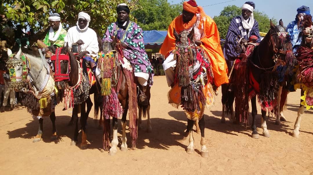 horse sport Benin