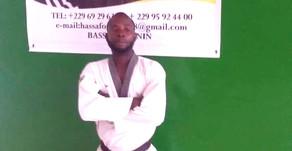 Benin - Lutte, judo, taekwondo / Wrestling, judo, taekwondo