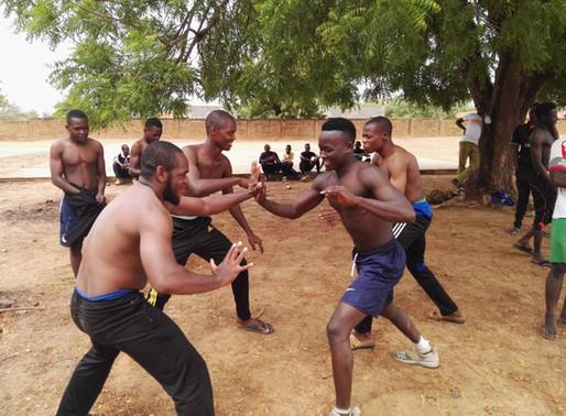 jeux traditionnels au Niger (Malam BARKA)