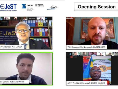 2ème forum européen des jeux et sports traditionnels