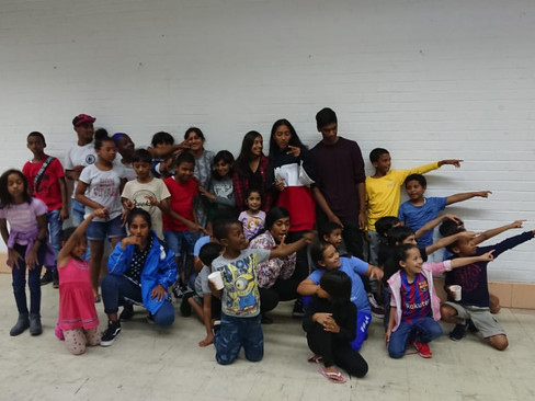 (HOOSAIN NARKER, South Africa) Our school's social activities