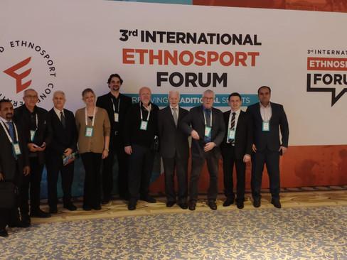 Turkey - World Ethnogames Confederation (WEC) Forum