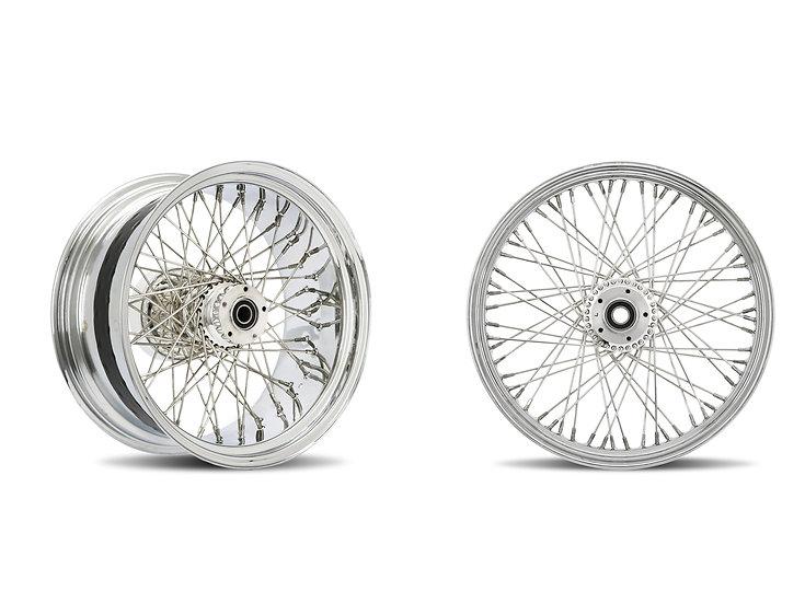 Fatboy 60 Spoke Profile Wheels 18x3.5 / 18x7.0