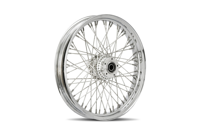 Fatboy 60 Spoke Profile Front Wheel 18x3.5