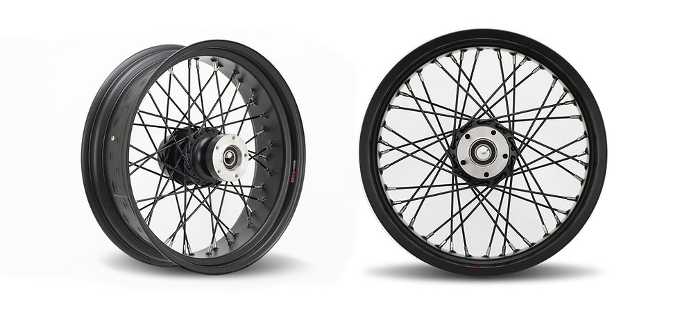 Dyna Wheels 40 Spoke 19x2.5 / 18x5.5