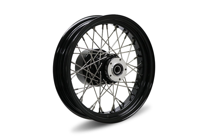 Sportster 40 Spoke Rear Wheel 16x3.5 or 18x4.25
