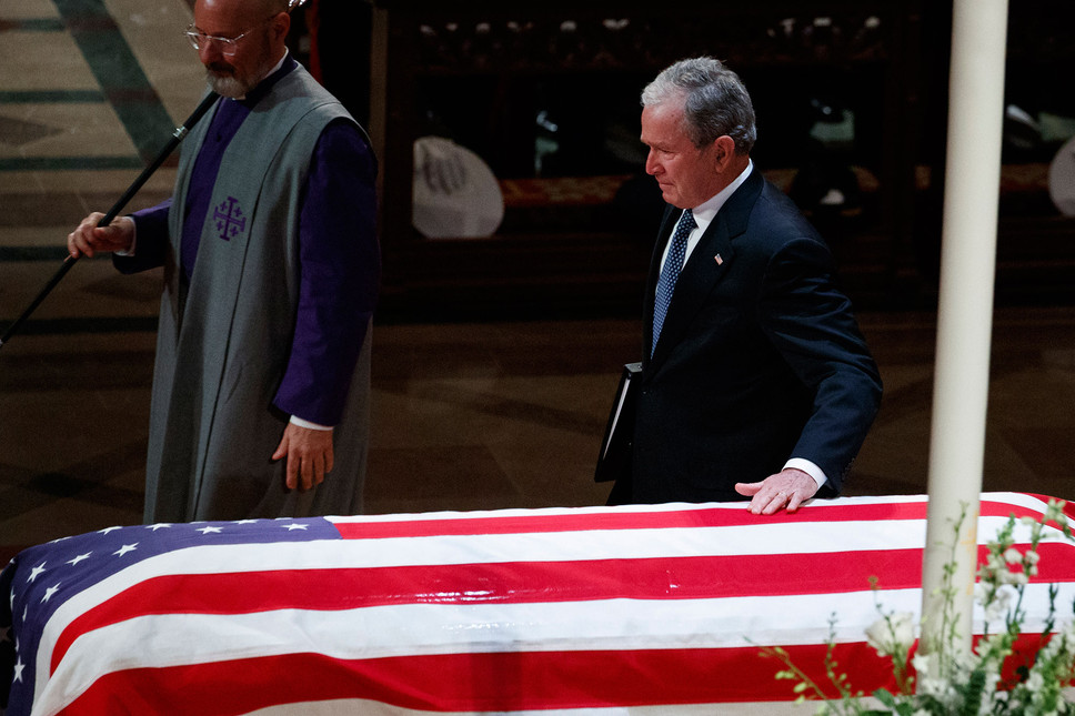 Let's Not Politicize the Death of a President
