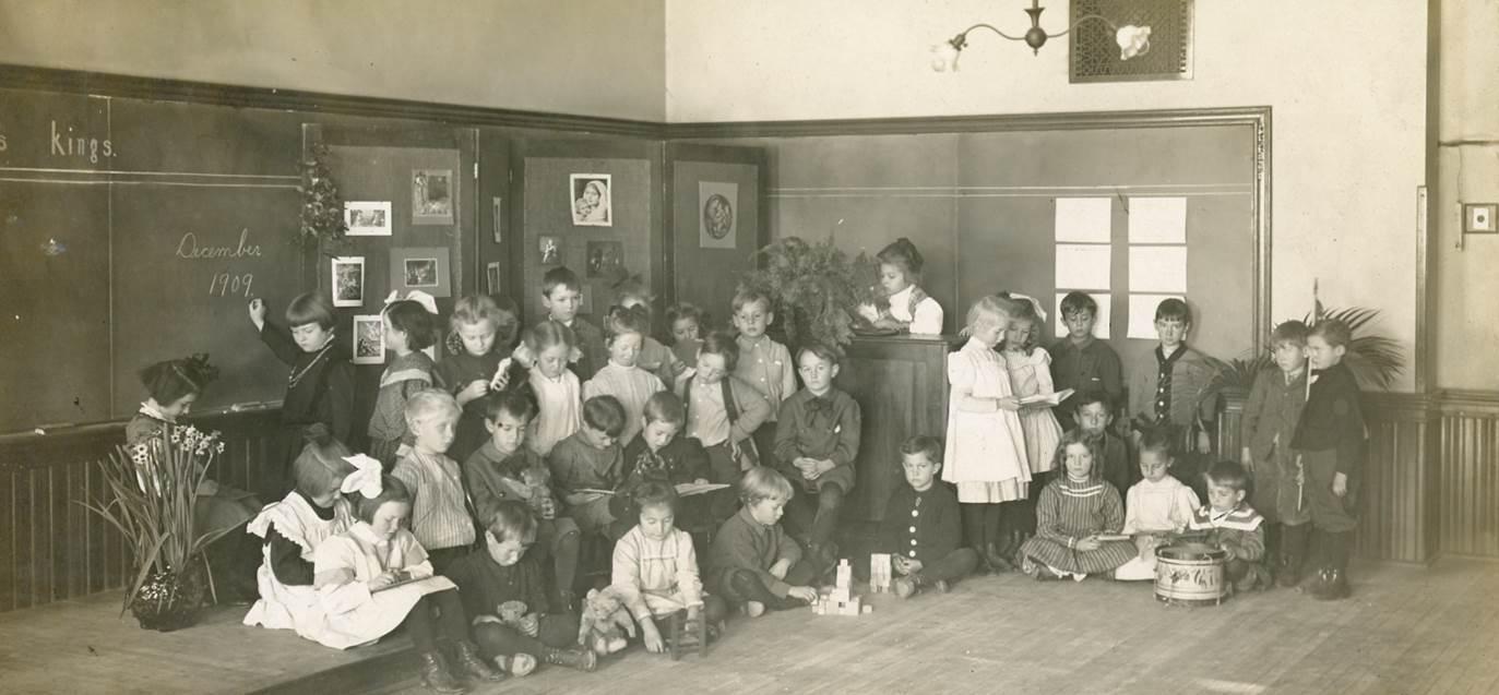 Training School, 1909