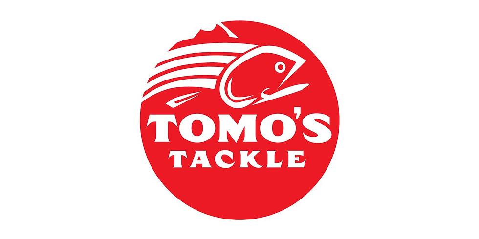 $5 Off Any Purchase at Tomo's Tackle