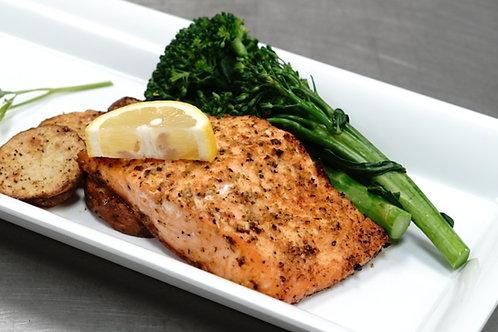 Well Seasoned Salmon
