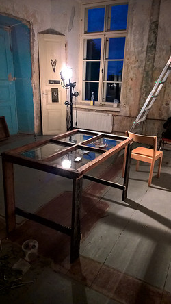 Jäätmejaama laud