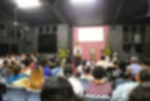 Church service in Nuku'alofa Tonga