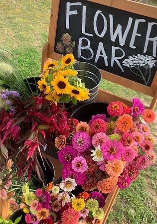 Friday Flower Bar Subscription 2021