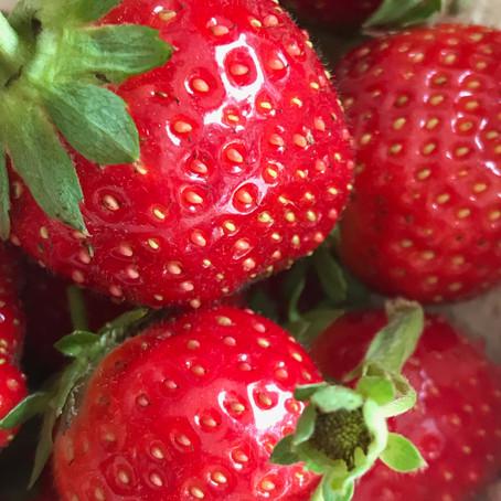 Surprising Strawberries