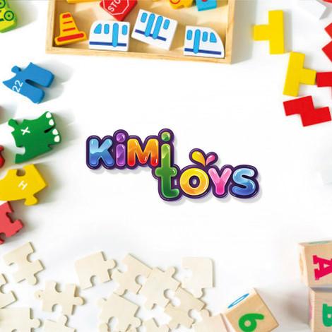 עיצוב לוגו למשחקי ילדים