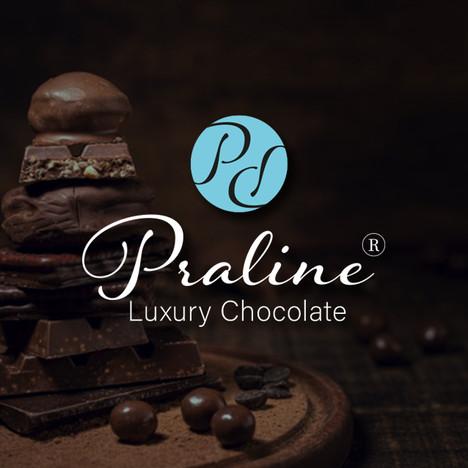 עיצוב לוגו למפעל שוקולד