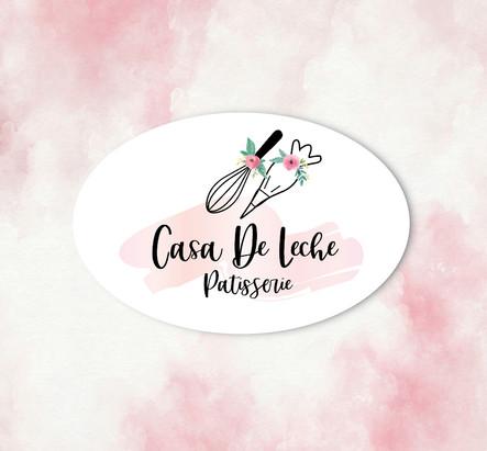 עיצוב לוגו לאופה