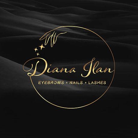 דיאנה לוגו רקע שחור.jpg