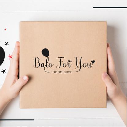 עיצוב לוגו למיתוג ומתנות