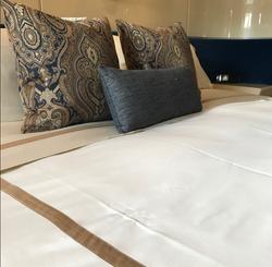 applique bedding