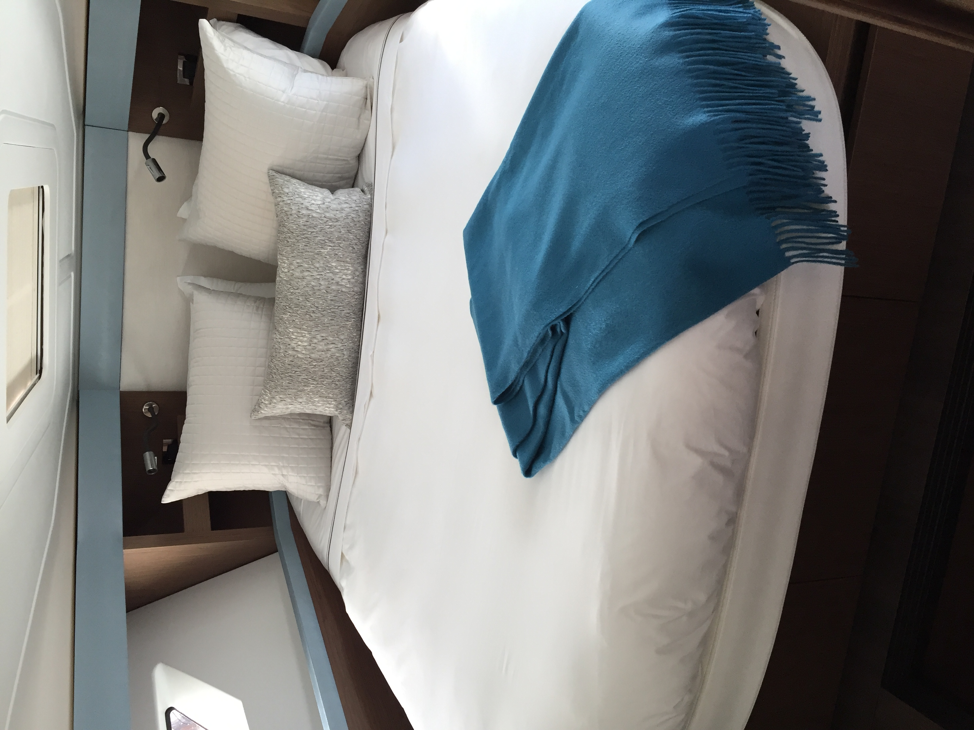 Gulf Blue Cashmere