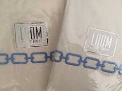 Box chain embroidery