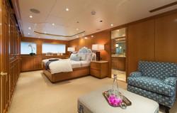 Tranquil master stateroom