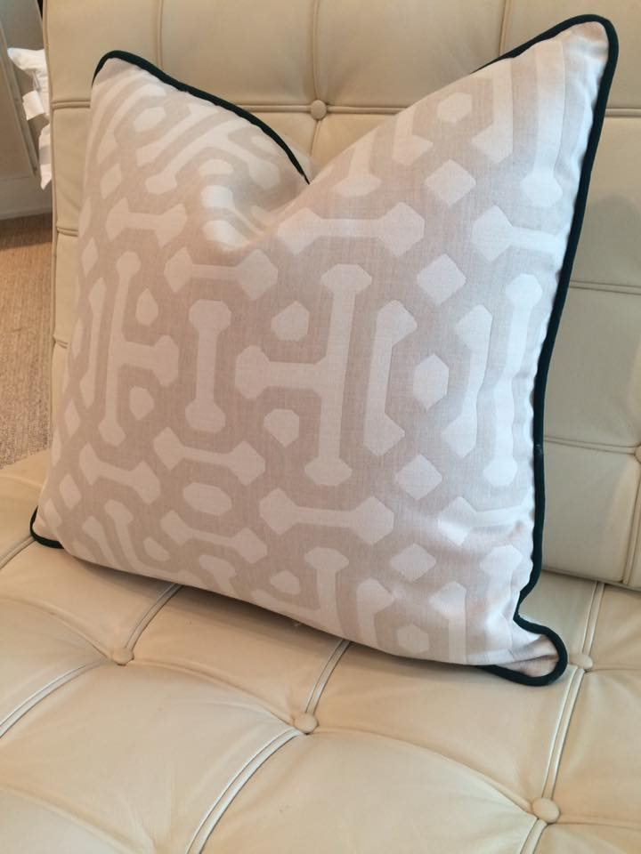 Exterior Pillows