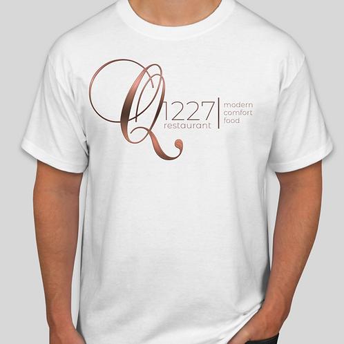 Q1227 White T-Shirt