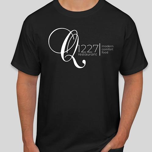Q1227 Black T-Shirt