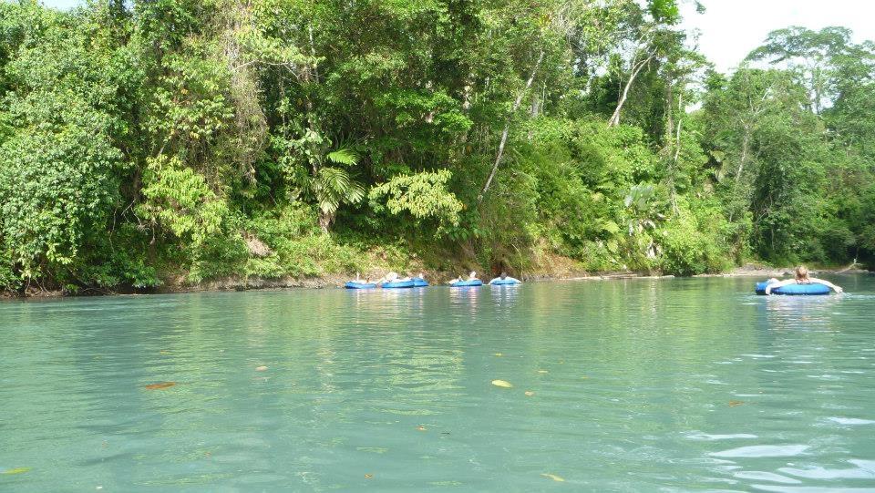 Tubing Rio Pizote